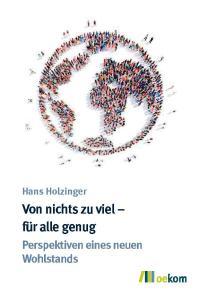 Cover_Holzinger_genug_fuer_alle_12x18_oekom